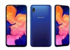 Galaxy A10e será o smartphone mais barato da Samsung com Infinity Display!