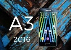 Samsung Galaxy A3 (2016): Review/Análise em Português