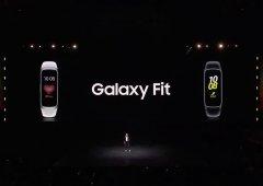 Galaxy Fit é o novo wearable para fitness da Samsung