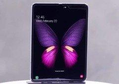 Samsung Galaxy Fold 2: descarrega aqui os seus Wallpapers antes do lançamento!