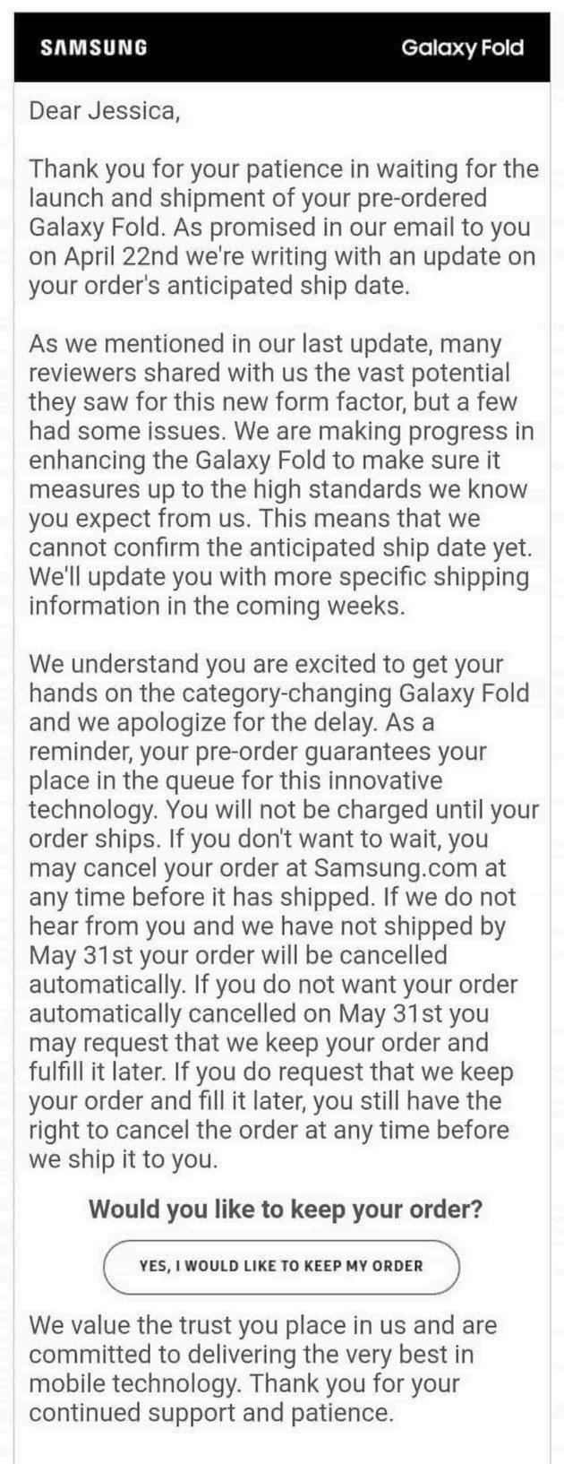 galaxy fold email