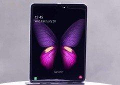 Galaxy Fold: novo manual de instruções reforça avisos sobre o ecrã