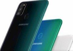 Galaxy M30s é oficial: o Samsung com maior bateria de sempre