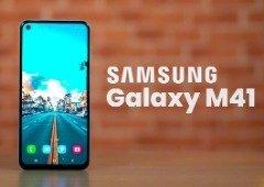Galaxy M41 vai chegar com uma bateria nunca antes vista num Samsung!