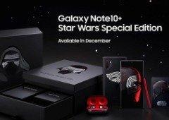 Galaxy Note 10+: Samsung lança edição especial do Star Wars