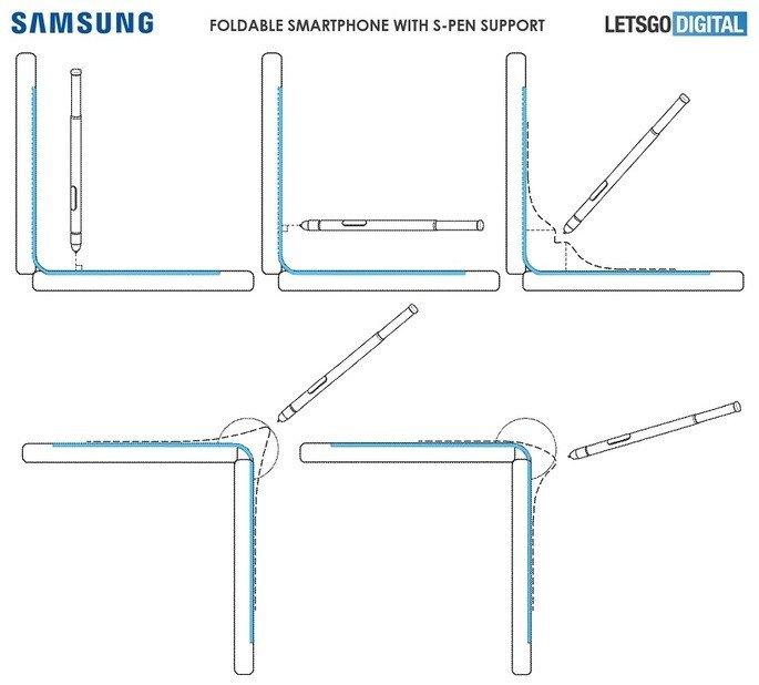 Galaxy Fold Pen