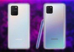 Galaxy S10 Lite e Galaxy Note 10 Lite são oficiais! Conhece os novos equipamentos