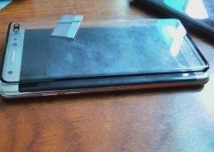 Samsung Galaxy S10 Plus terá ecrã tão grande quanto o Galaxy Note 7