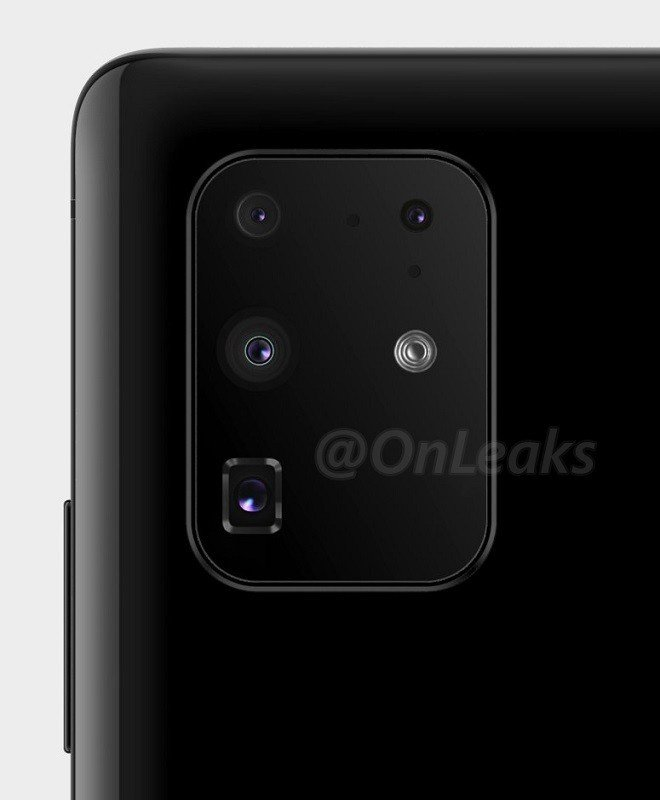 Galaxy S11 câmara