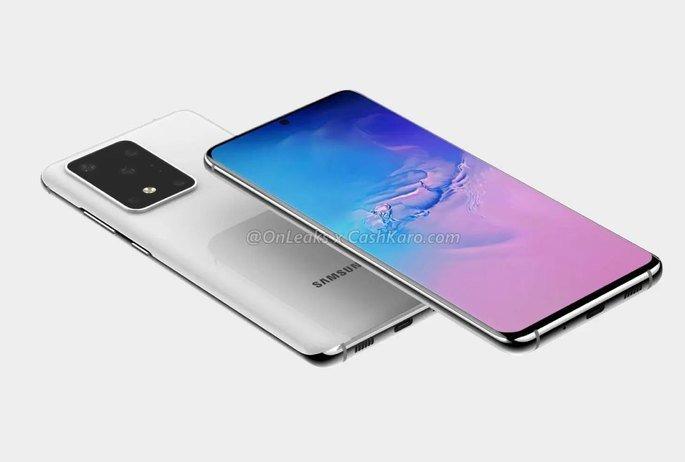 Samsung Galaxy S11 poderá ser o Samsung Galaxy S20