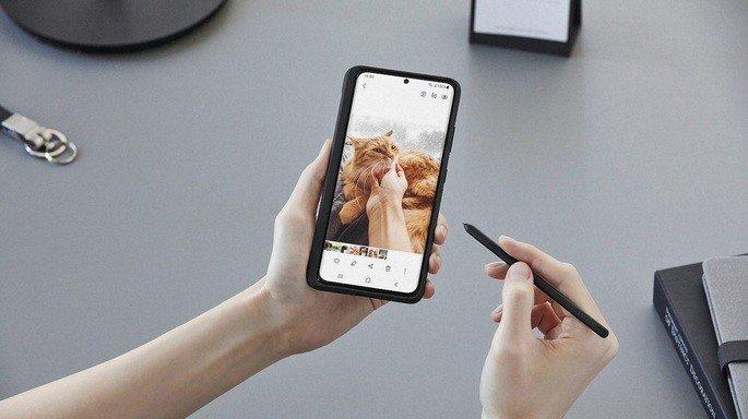 Galaxy S 21 Ultra