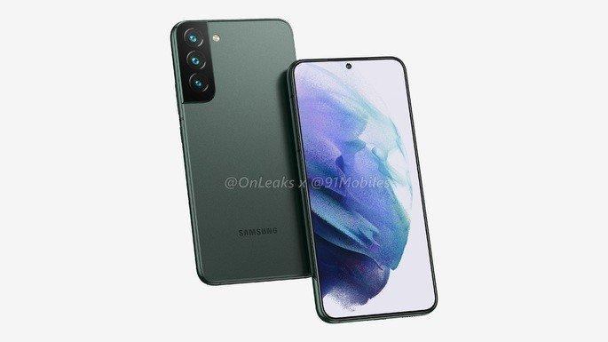 Samsung Galaxy S22+