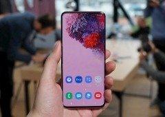 Galaxy S30: Samsung testou ecrãs OLED mas não está fácil!