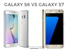 Samsung Galaxy S6 vs Galaxy S7: Quais as diferenças?