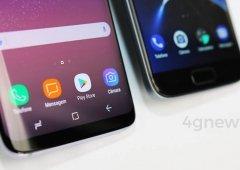 LineageOS 15.1 com Android Oreo 8.1 para o Samsung Galaxy S7