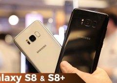 Samsung Galaxy S8 vê a sua silhueta revelada pelo Evleaks