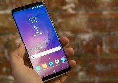 Samsung Galaxy S8 começa finalmente a receber o Android Pie