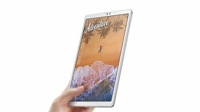 Este é Samsung Galaxy tab a7 lite