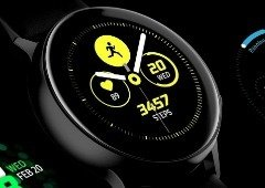 Galaxy Watch Active 2: imagem oficial confirma o seu design