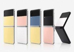 Galaxy Z Flip3 Bespoke Edition: agora podes personalizar o smartphone dobrável