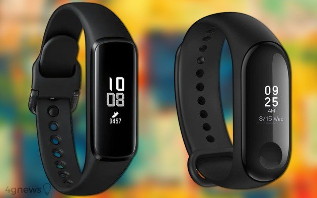 Samsung Galaxy Fit-e Xiaomi Mi Band 3