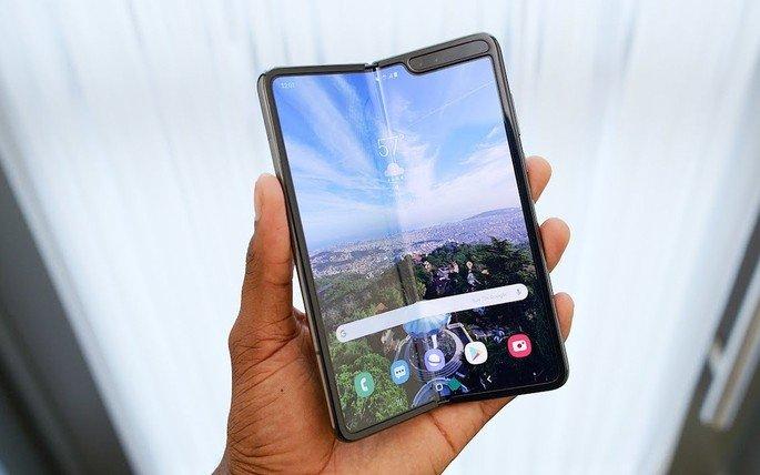 Samsung Dowoo smartphone dobrável exclusivo