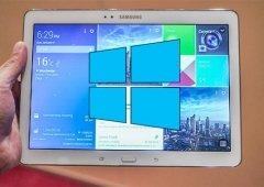 Samsung Galaxy Tab Pro S surge em leak com Windows 10