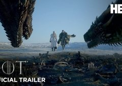 HBO mostra-nos o trailer oficial da última temporada de Game Of Thrones