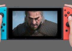Gameplay do The Witcher 3 para a Nintendo Switch aparece em vídeo com óptimo desempenho