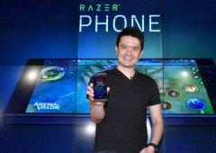 'Gaming mobile está limitado pelo software, não hardware' afirma Razer