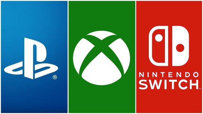 Sony, MIcrosoft, Nintendo