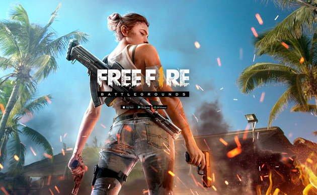 Garena Free fire sucesso