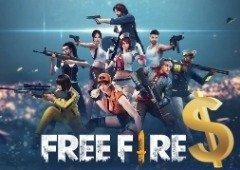 Garena Free Fire é o jogo mais rentável na Google Play Store de Portugal e Brasil!