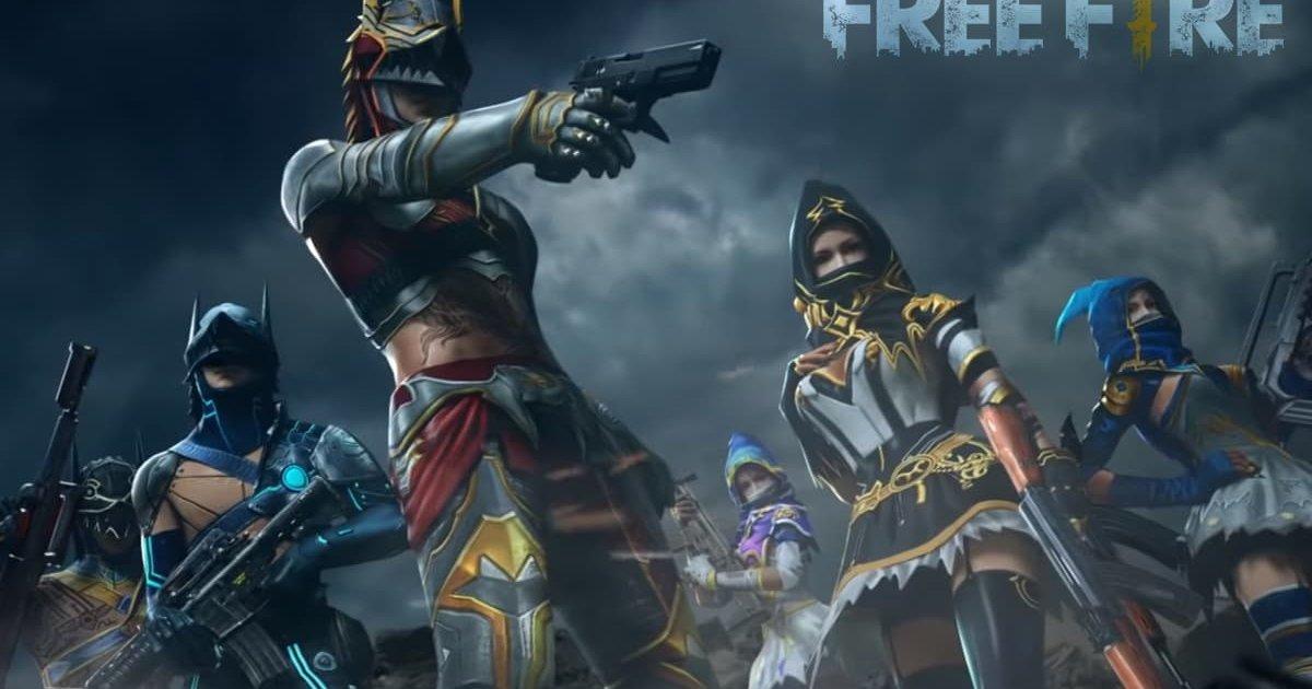 Free Fire recebe skins exclusivas com a nova incubadora ...