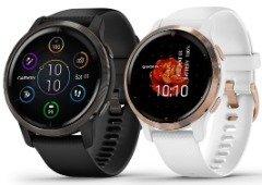 Garmin apresenta novo smartwatch elegante com autonomia impressionante