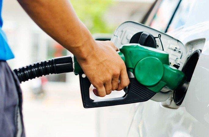 Gasolina combutíveis greve locais