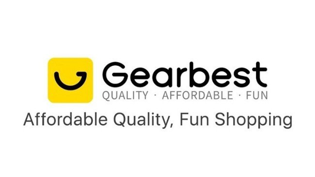 Gearbest logo on white background