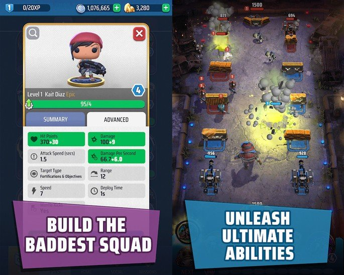 Gears POP! Android iOS