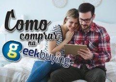 Compra na GeekBuying de forma segura e sem alfândega para Portugal
