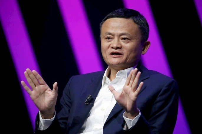 Jack Ma, fundador da Alibaba