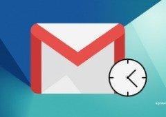 Gmail: Aprende a agendar um envio de um email de forma simples e rápida