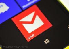 Google soluciona problema do Gmail para Windows 10 Mobile