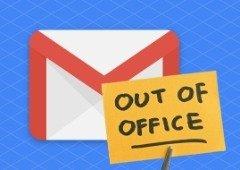 """Gmail: Nunca mais receberás emails de retorno a dizerem """"fora do escritório"""""""