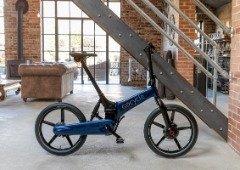 Gocycle G4: bicicletas elétricas dobráveis com autonomia de topo (e preço também)