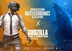 Godzilla está prestes a chegar ao PUBG Mobile! (trailer)