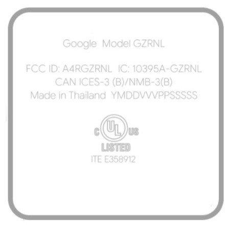 Google Android TV Sabrina