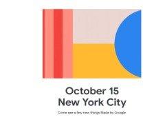 Google apresentará os novo Pixel 4 a 15 de outubro. O que esperar do evento