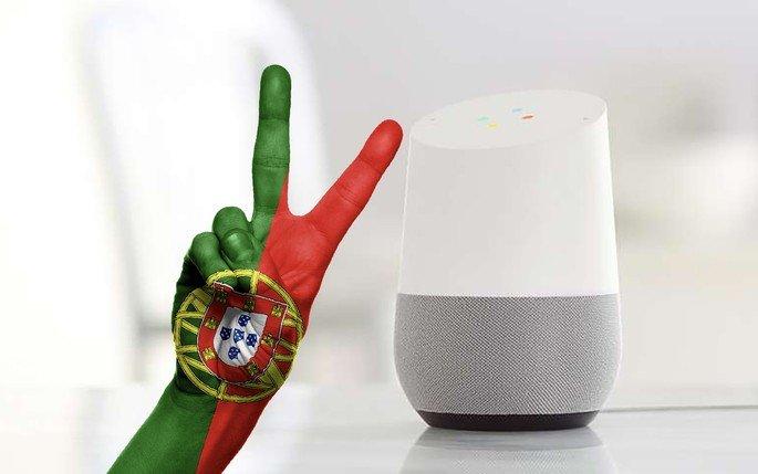 Assistente Google Portugal