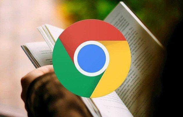 Google Chrome modo leitura