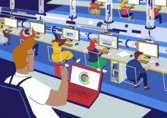 Google Chrome: mudanças experimentais afetaram milhares de empresas
